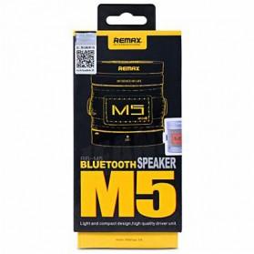 Remax Portable Bluetooth Speaker CSR 4.0 - RB-M5 - Black - 9