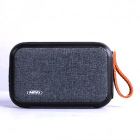 Remax Fabric Bluetooth Speaker - RB-M16 - Black