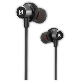 Remax Earphone Bluetooth Sporty - RB-S7 - Black