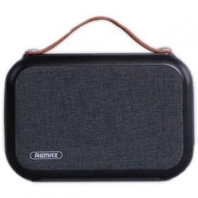 Remax Fabric Bluetooth Speaker with USB Sound Card - RB-M17 - Black