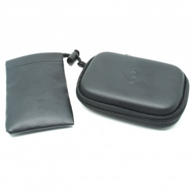 Remax Earphone Case - Black
