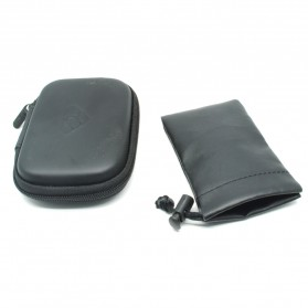 Remax Earphone Case - Black - 3