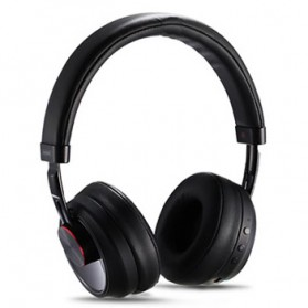 Remax Music Bluetooth Headphone - RB-500HB - Black