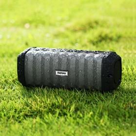 Remax Speaker Bluetooth Waterproof - RB-M12 - Black - 3