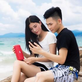 Remax Speaker Bluetooth Waterproof - RB-M12 - Black - 4
