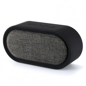 Remax Fabric Portable Bluetooth Speaker - RB-M11 - Black