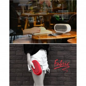 Remax Fabric Portable Bluetooth Speaker - RB-M11 - Black - 2