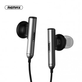 Remax Earphone Bluetooth Sporty - RB-S9 - Black