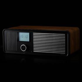 Remax Retro Bluetooth Speaker FM Radio - RB-H8 - Black - 8