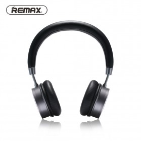 Remax Stereo Bass Bluetooth Headset - RB-520H - Black