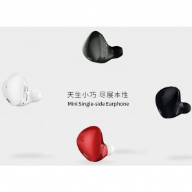 Remax Smart Bluetooth Headset Handsfree - RB-T21 - Black - 2