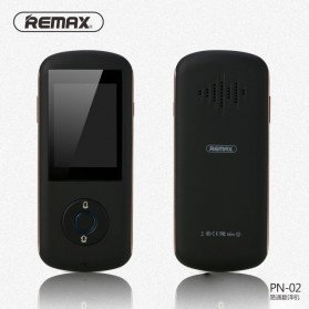 Remax Intelligent Voice Translator - PN-02 - Black