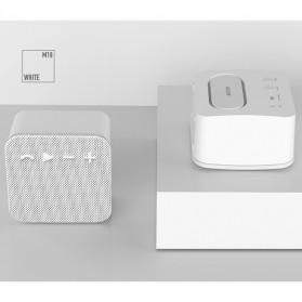 Remax Fabric Mini Bluetooth Speaker - RB-M18 - Black - 3