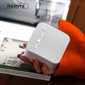Remax Fabric Mini Bluetooth Speaker - RB-M18 - Black - 5