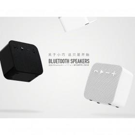 Remax Fabric Mini Bluetooth Speaker - RB-M18 - Black - 6