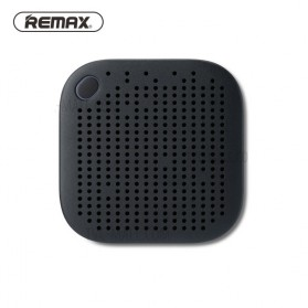 Remax Wireless Bluetooth Portable Speaker Metal - RB-M27 - Dark Blue