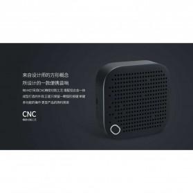 Remax Wireless Bluetooth Portable Speaker Metal - RB-M27 - Dark Blue - 3