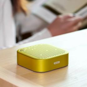 Remax Wireless Bluetooth Portable Speaker Metal - RB-M27 - Dark Blue - 7