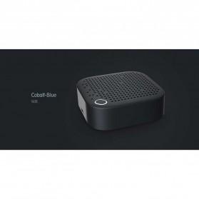 Remax Wireless Bluetooth Portable Speaker Metal - RB-M27 - Dark Blue - 8