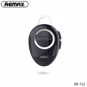Remax Smart Bluetooth Headset Handsfree - RB-T22 - Black