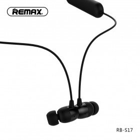 Remax Sport Bluetooth Earphone - RB-S17 - Black - 2