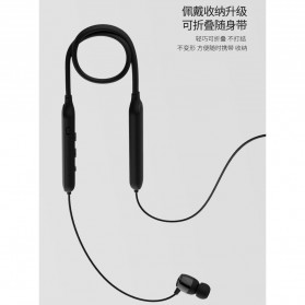 Remax Sport Bluetooth Earphone - RB-S17 - Black - 5