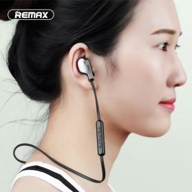 Remax Earphone Bluetooth Sporty - RB-S18 - Black - 5