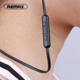 Remax Earphone Bluetooth Sporty - RB-S18 - Black - 6