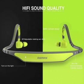 Remax Sport Bluetooth Earphone - RB-S20 - Green - 2