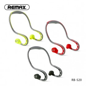 Remax Sport Bluetooth Earphone - RB-S20 - Green - 6