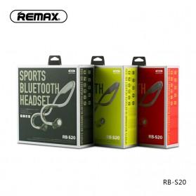 Remax Sport Bluetooth Earphone - RB-S20 - Green - 7