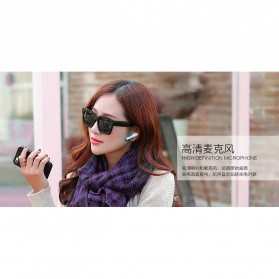 Remax Proda Capsule Bluetooth Headset Handsfree - PD-BE100 - Black - 7