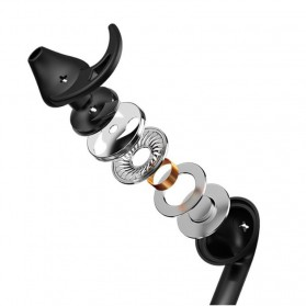 Remax Proda Earphone Bluetooth Sport Magnet with Mic - PD-BN300 - Black - 3
