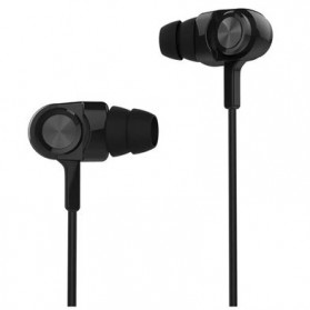 Remax Game Earphone Noise Isolation with Mic - RM-900F - Black