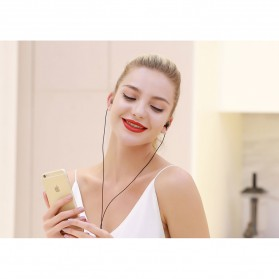 Remax Music Earphone with Microphone - RM-550 - Black - 4
