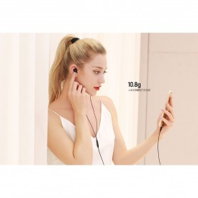 Remax Music Earphone with Microphone - RM-550 - Black - 5