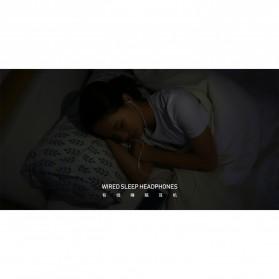 Remax Wired Sleep Earphone - RM-588 - Black - 4