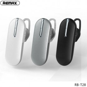 Remax Latiuyou Bluetooth Headset Handsfree - RB-T28 - Black - 2