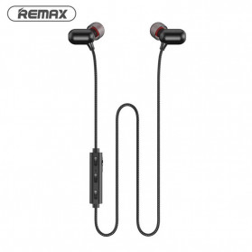 Remax Earphone Bluetooth Sporty - RB-S11 - Black