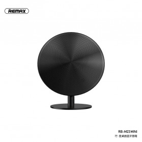 Remax Mini Bluetooth TWS Speaker - RB-M23 Mini - Black