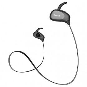 Baseus Encok Bluetooth Earphone - NGS02 - Black