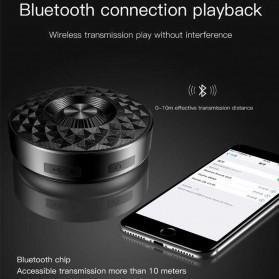 Baseus Encok Portable Bluetooth Speaker - E03 - Black - 2