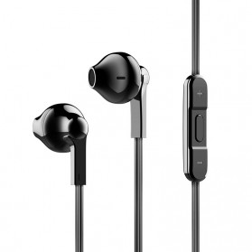 Baseus Encok Earphone with Mic - NGH03 - Black