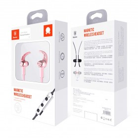 Baseus Bluetooth Earphone Headset - B11 - Black - 7