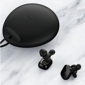 Baseus Encok Dual TWS Airpods Earphone Bluetooth - W02 - Black - 9