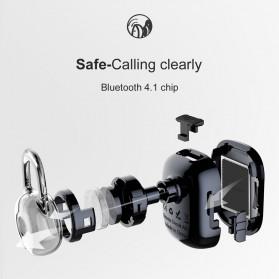 Baseus Encok A02 Mini Bluetooth Headset Earphone - NGA02-0A - Black - 4