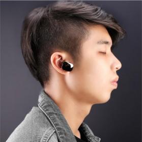 Baseus Encok A02 Mini Bluetooth Headset Earphone - NGA02-0A - Black - 7