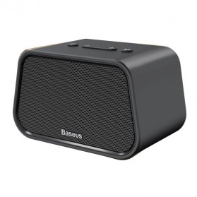 Baseus Encok Portable Bluetooth Speaker - E02 - Black