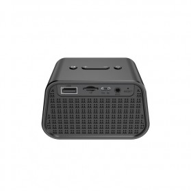 Baseus Encok Portable Bluetooth Speaker - E02 - Black - 4