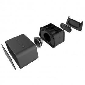 Baseus Encok Portable Bluetooth Speaker - E02 - Black - 5